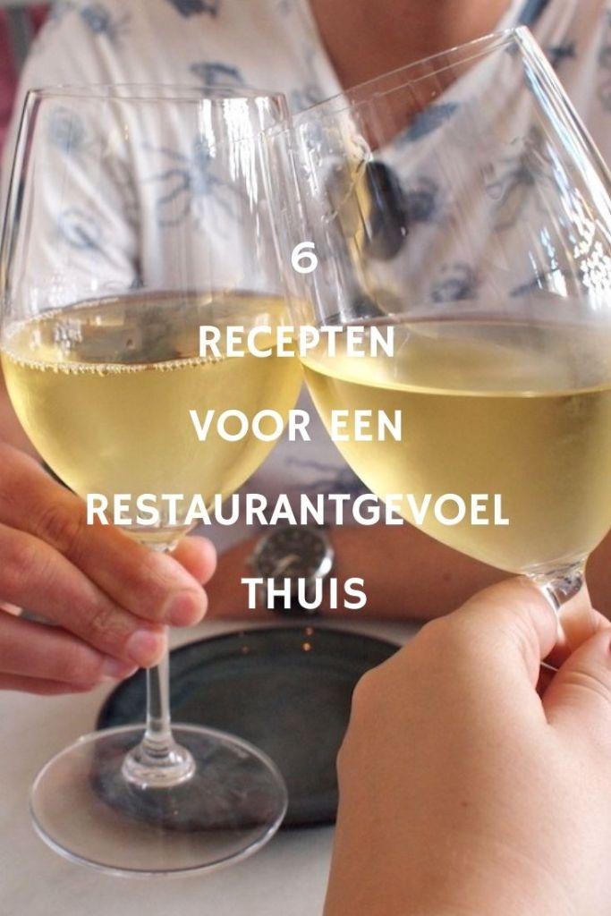 restaurantgevoel thuis