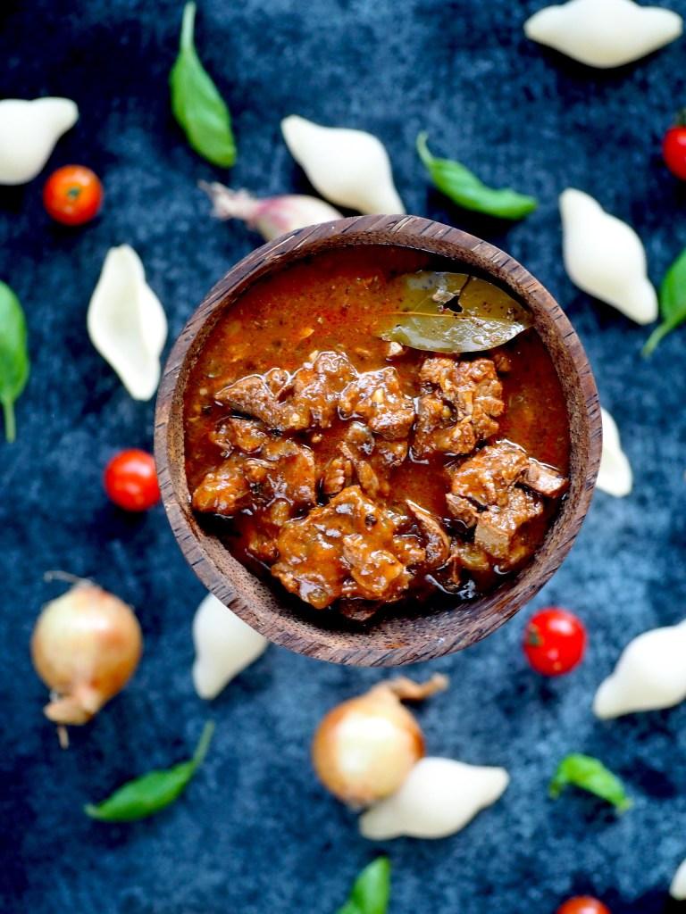 Italiaans stoofvlees Instant Pot