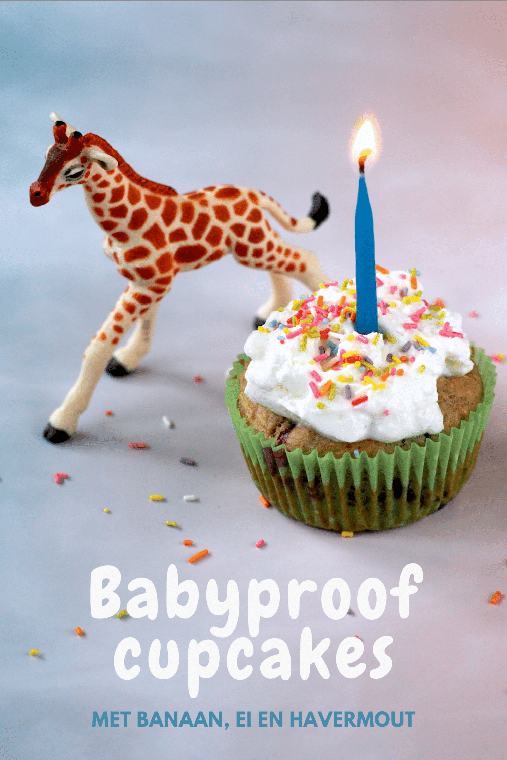 Babyproof cupcakes pin