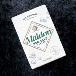 Maldon Zee zout