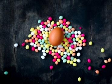 Waarom eten we met Pasen eieren