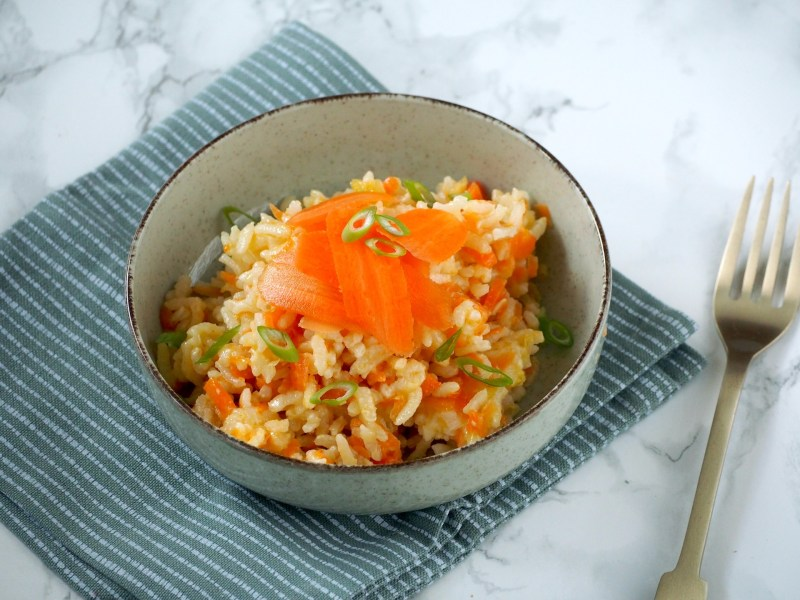 Wortel risotto recept
