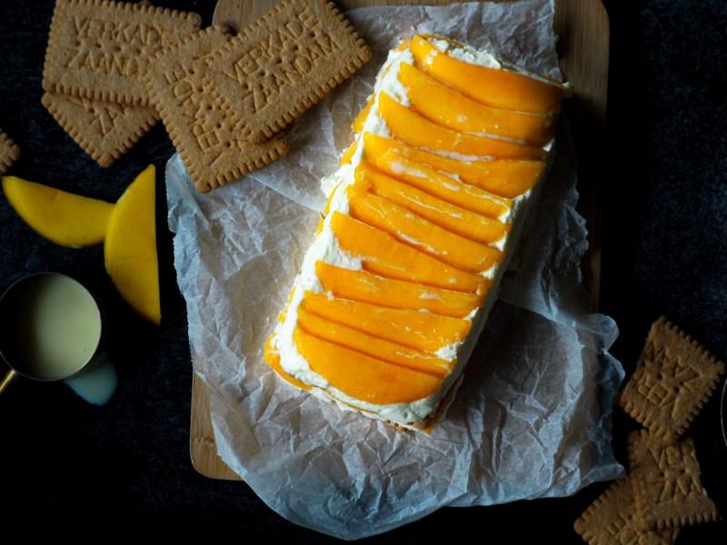 Mango Dessert recept