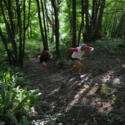 Hill Intervals & Training