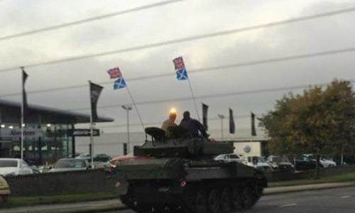 Torry Tank