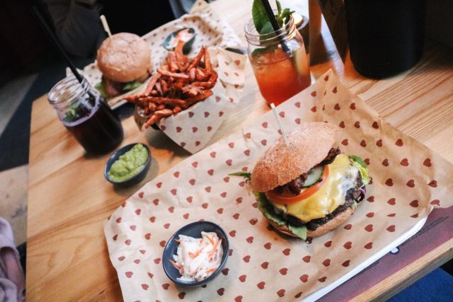 Essen in Würzburg, Food Guide, Burgerheart