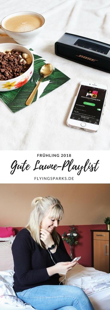 Meine Gute Laune Playlist, Frühling 2018