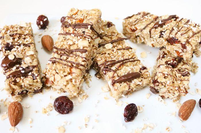 Gesunde Snacks zum Lernen | selbstgemacht