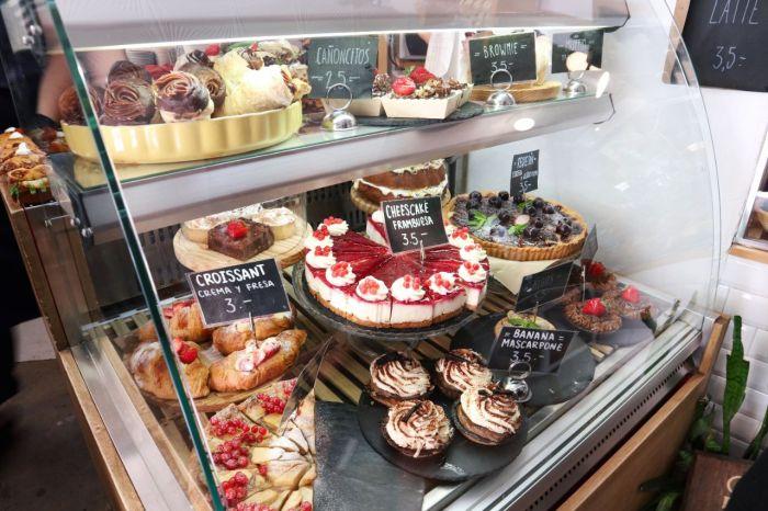 Essen in Valencia, Food Guide, Café Dulce de Leche