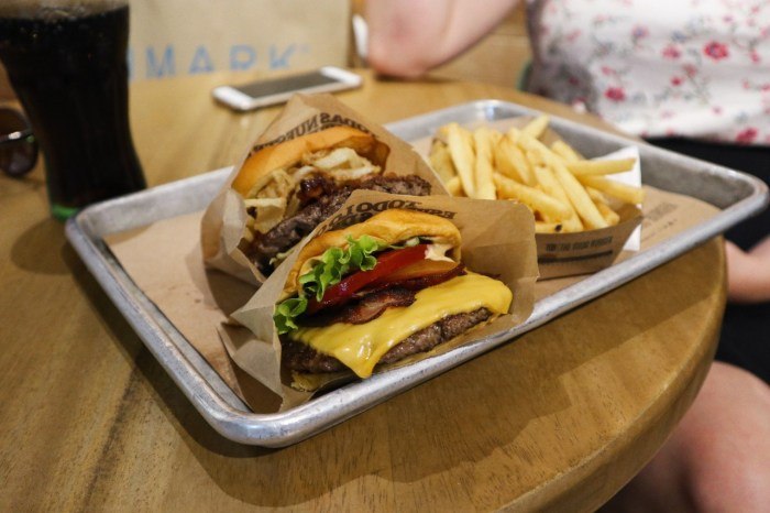 Essen in Valencia, Food Guide, The Good Burger