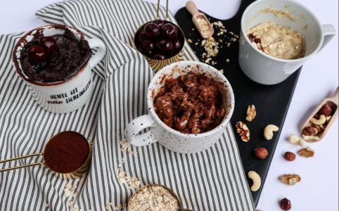 3 einfache Tassenkuchen aus der Mikrowelle