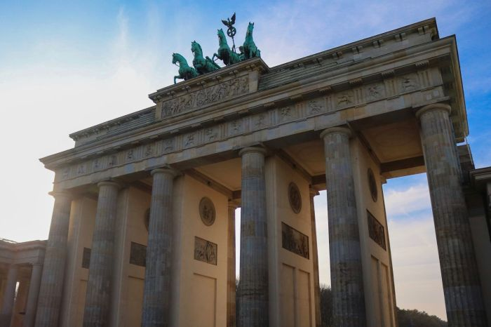 24 Stunden in Berlin, Food & Travel