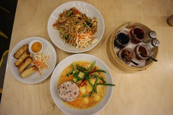 Essen in Köln, Cologne, Food Guide, Krua Thai