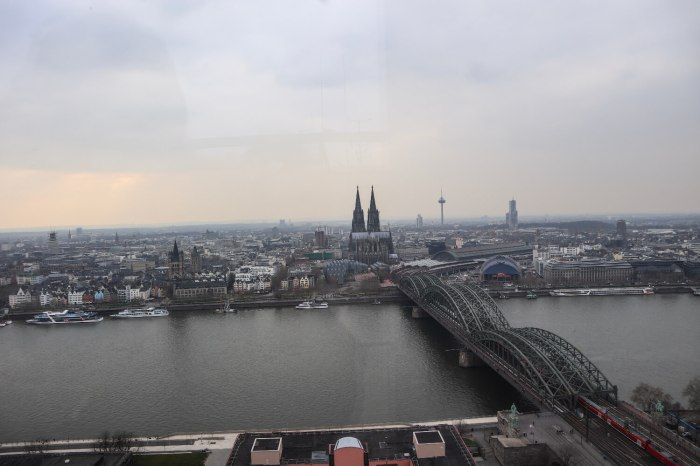 Things To Do in Köln, Cologne, Travel Guide, KölnTriangle 1