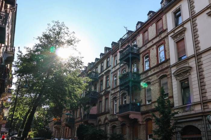 Ein Tag in Wiesbaden (& Frankfurt), first impressions + food