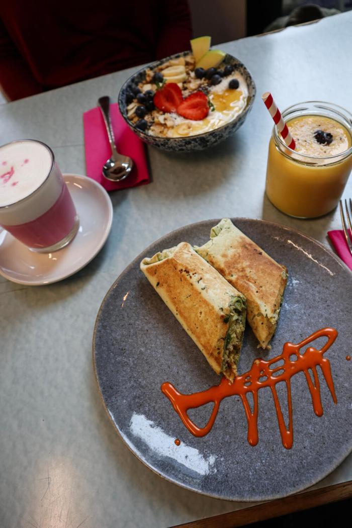 Essen in Frankfurt, Food Guide, Elaine's Deli