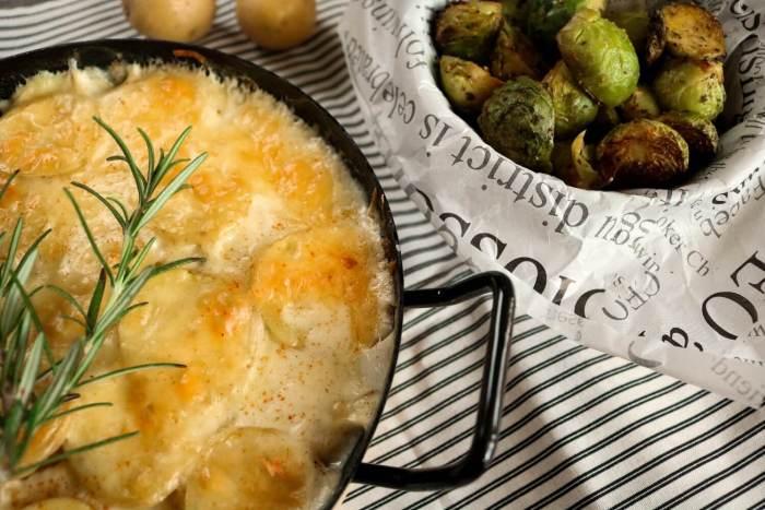 Kartoffelgratin | quick, easy & informative
