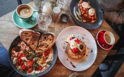 Frühstück, Brunch in Dublin, Food Guide