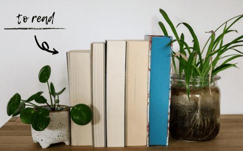 Meine Bücherliste für die Semesterferien