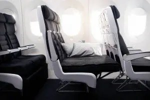Air New Zealand Sky couch B777 -photo courtesy of Air NZ