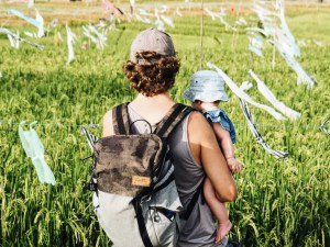 Indonesia With Kids: Bali And Gili. ricefield