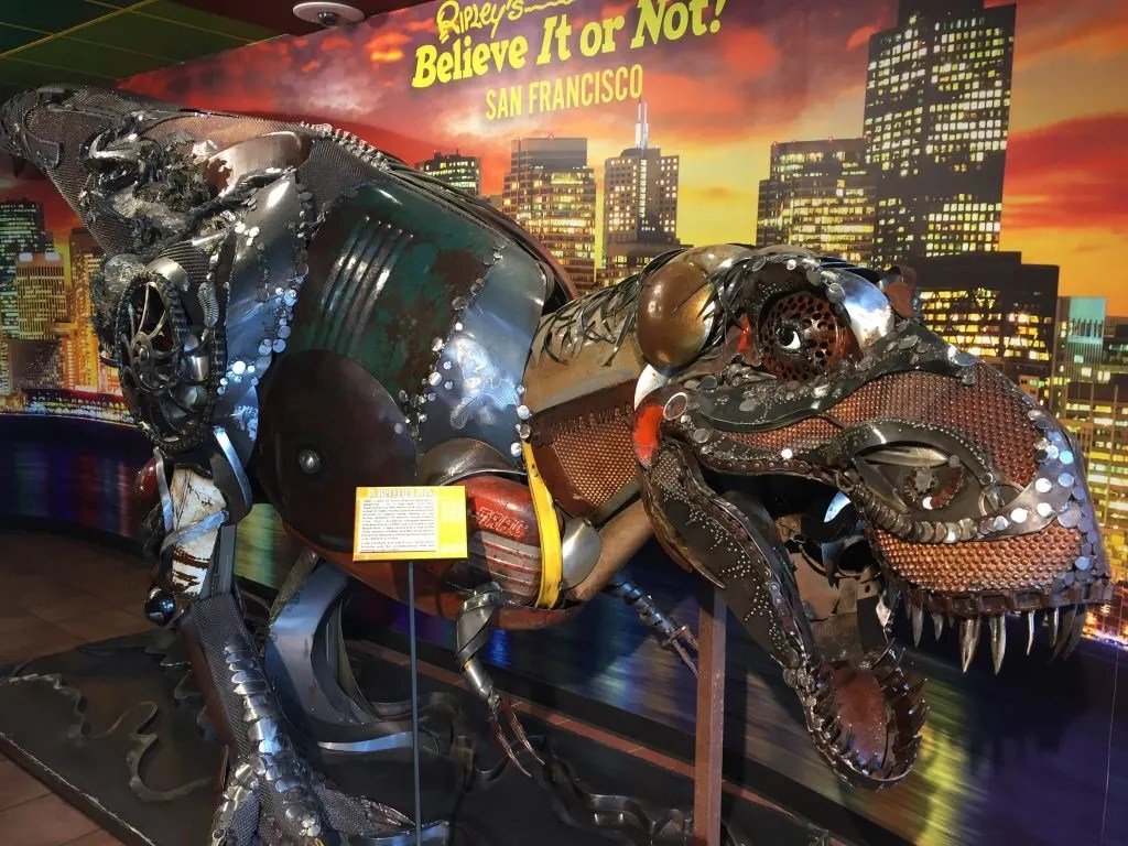 San Francisco With Kids. San Francisco With Kids: Kid Friendly Attractions in San Francisco for 2017. Up to date indoor and outdoor activities for children of all ages. Ripley Believe it or not