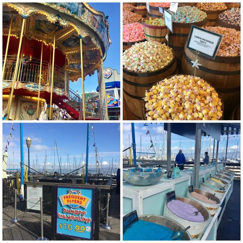 San Francisco With Kids. San Francisco With Kids: Kid Friendly Attractions in San Francisco for 2017. Up to date indoor and outdoor activities for children of all ages. Fisherman's Wharf