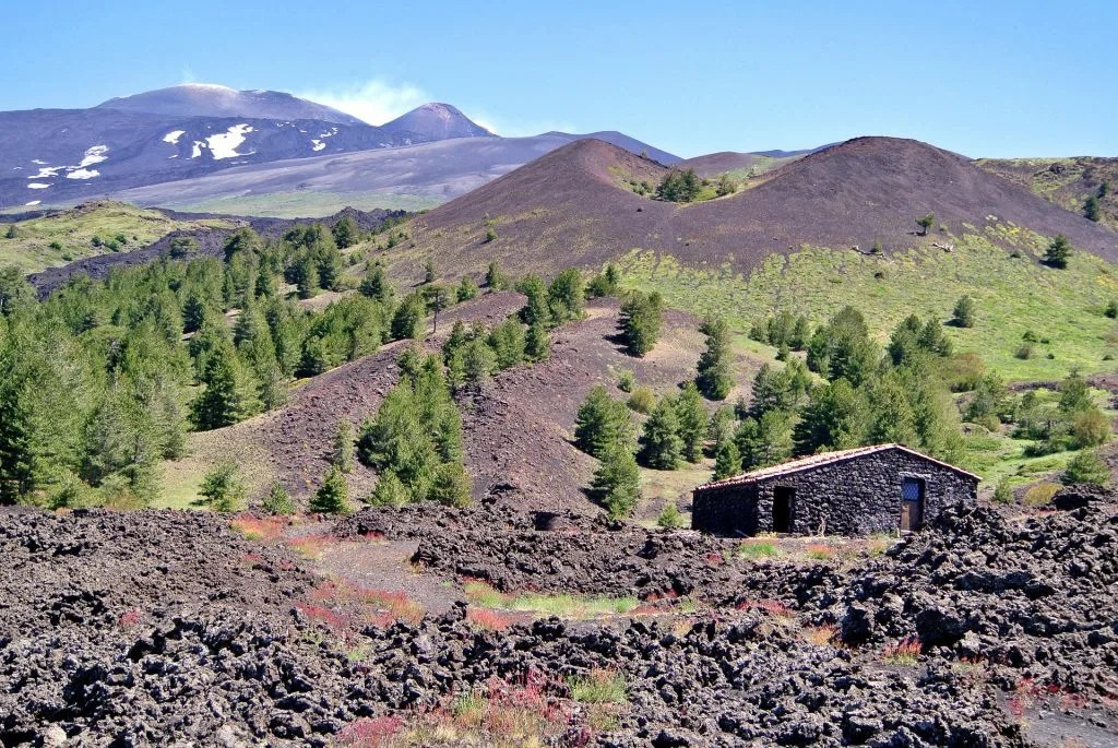 Italy With Kids, Mount Etna, Sicily With Kids