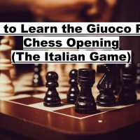 How to Learn the Giuoco Piano (C50) Chess Opening in 2021