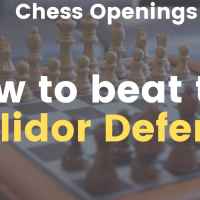 How to Win Against the Philidor Defense (C41)