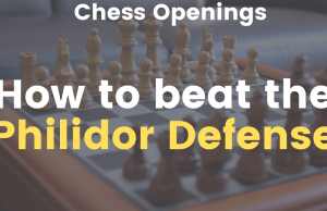 Beat the Philidor Defense (Chess Openings) - Flyintobooks.com