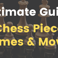 Ultimate Guide: Learn the Chess Pieces Names and Moves