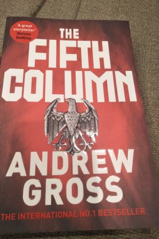 Book Review: The Fifth Column by Andrew Gross #bookstagram