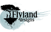 Flyland Designs, The Art of Brian Allen logo