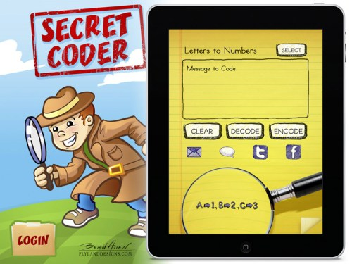 Secret-Coder