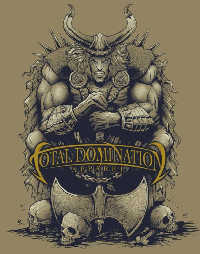 Total Domination Viking