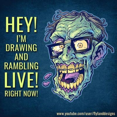 Hey guys it's Friday so that means I am live! Come check me out