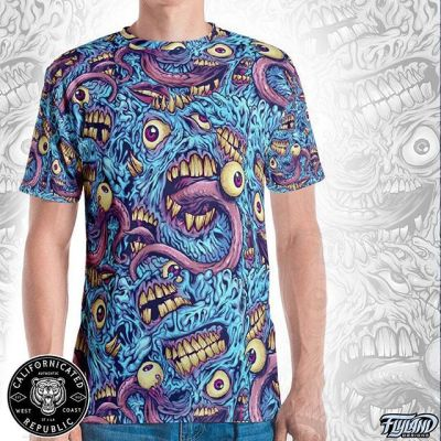 This is insane, check out how great my eyeballs and teeth seamless pattern turned out on this shirt! Special thanks to Californicated Republic for making this happen and turning one of my favorite personal designs into a real thing.Grab one http://californicatedrepublic.com/....#skaterart #420#cannabiscommunity#marijuana#art#Californicated#hightimes#cannabisbrand#cannabis#weed#weedstagram#topshelf#cbd#indica#sativa#hybrid#marijuanaart