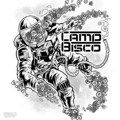Ink drawing for a t-shirt I designed for Camp Bisco, a huge music festival at Montage Mountain in Scranton PA last weekend. I designed the this t-shirt for the event with Hi-Line Merchandising and Live Nation. They gave me a ton of freedom with the design, which can be both challenging and rewarding at the same time. Signed prints of the colored design will be available, let me know if interested.....#campbisco #thediscobiscuits #musicfestival #bandmerch #bandtshirtart #tshirtart