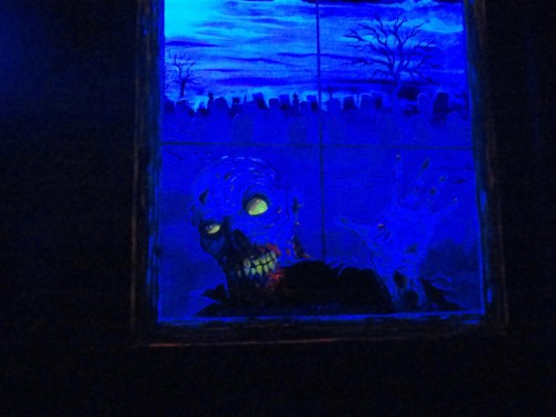 Blacklight zombie
