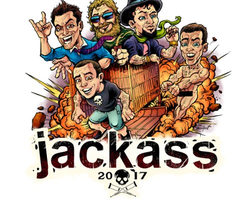 A Parody of the Jackass Characte