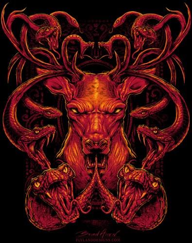 Medusa Buck