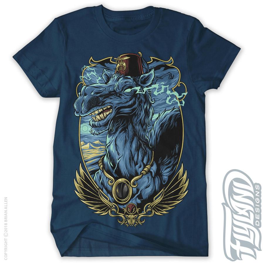 T-shirt Designs created for Shri