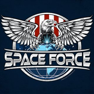 The Great Nation of America is proud to announce the newest branch of the armed forces, Space Force!