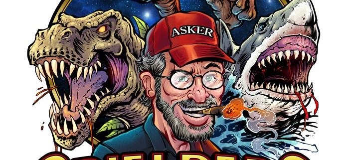 llustration of Spielberg's fam