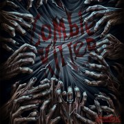 T-Shirt illustration of Zombie Hands in the moonlight for Spiral Direct