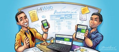 i-4 Web Banner