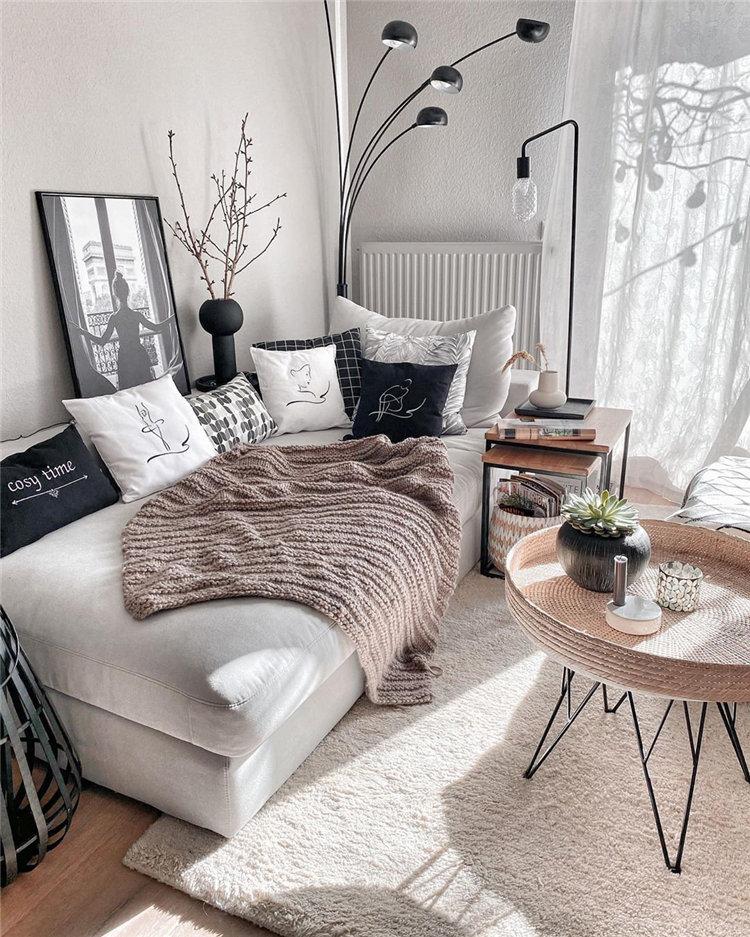 40 Cozy Small Living Room Decor Ideas Flymeso Blog