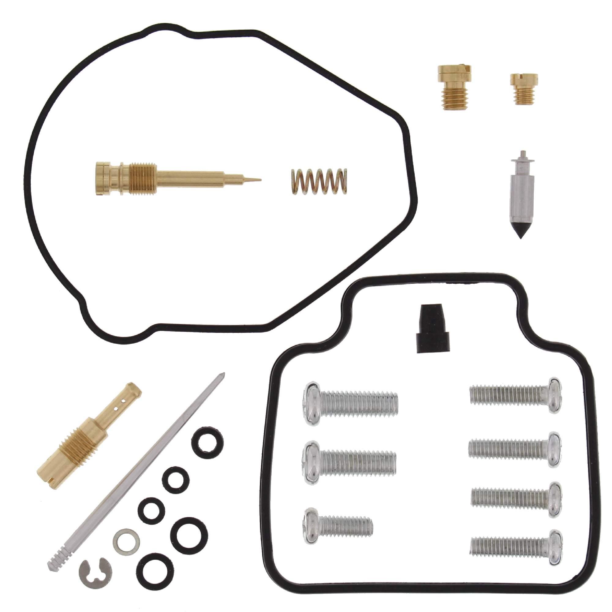 Quadboss Carburetor Rebuild Kit For Honda Trx350d