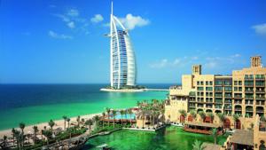 Dubai rich country